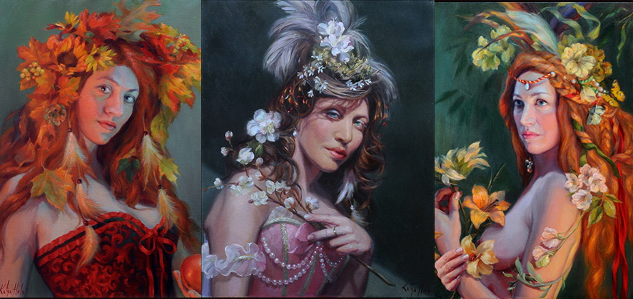 "Series ""Four Seasons"""