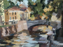Griboedov Canal. 2005